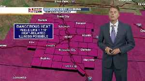 Mark's Afternoon Forecast [Video]
