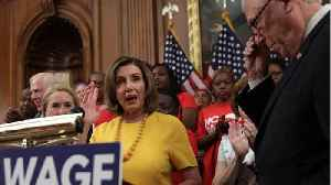 U.S. House Passes Bill To Raise Federal Minimum Wage