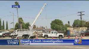 One dead in fatal crash - One News Page VIDEO