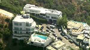 Several Detained in Raid on Rapper YG's Hollywood Hills Home [Video]