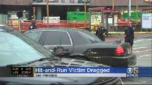 Pedestrian Killed In San Francisco Tractor-Trailer Hit-And-Run [Video]