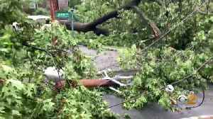 Westchester County Suffers Brunt Of Severe Storms [Video]