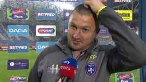 Chester: First half was embarrassing [Video]