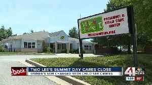 News video: Parents: Sex crimes suspect worked at two day cares