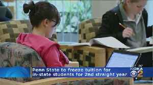 Penn State Tuition Freeze [Video]
