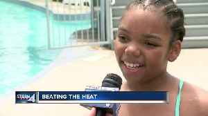 Creative ways to stay cool ahead of the extreme heat in Milwaukee [Video]