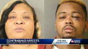 3 face charges in jail contraband bust [Video]