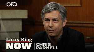 'Such a renaissance man': Chris Parnell on 'Archer' creator Adam Reed [Video]