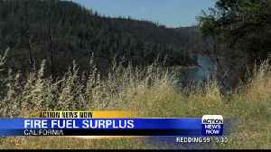 Fuel surplus could lead to more dangerous wildfires [Video]