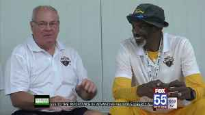 Legendary Pacers Duo Hosts Kids Camp in Fort Wayne [Video]