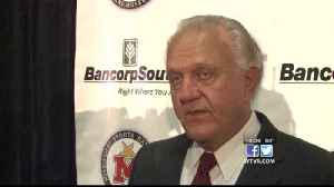 Sherrill settles lawsuit with NCAA [Video]