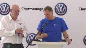 VW announces new CEO at Volkswagen Chattanooga [Video]