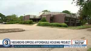 'I don't need that in my neighborhood': Neighbors oppose affordable housing project on north side [Video]