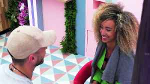 Love Island USA: Caro And Cormac Are More Casual Than Committed [Video]