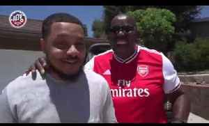 Robbie & Troopz Do The Hollywood Walk of Fame! | AFTV Vlog in LA Day 7 [Video]