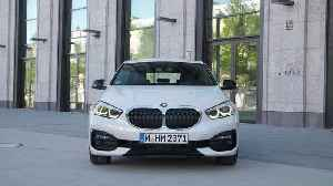 The all-new BMW 1 Series Exterior Design [Video]