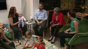 Theresa May launches consultation on parental leave [Video]