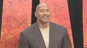 Dwayne Johnson talks about Hollywood's growing inclusion [Video]
