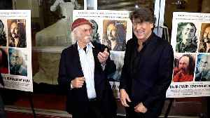 David Crosby, Cameron Crowe 'David Crosby: Remember My Name' Los Angeles  Premiere Red Carpet [Video]