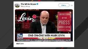 White House, Trump Share Mark Levin Video Attacking Ilhan Omar [Video]