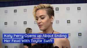 Katy Perry And Taylor Swift On The Road To Friendship Recovery [Video]