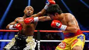 Manny Pacquiao Willing to Fight Floyd Mayweather If He Unretires [Video]