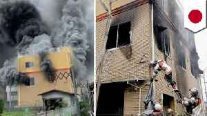 Kyoto Animation studio arson attack devastates Japan [Video]