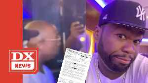 Ja Rule Unearths 'Snitch' Paperwork After 50 Cent Disses Him On Instagram [Video]
