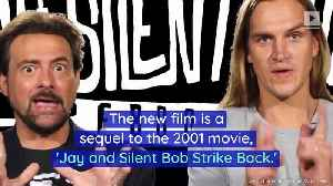 The 'Jay and Silent Bob Reboot' Trailer Is Here [Video]
