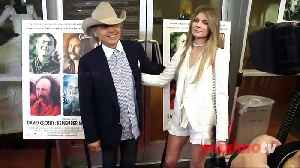 Dwight Yoakam and Emily Joyce 'David Crosby: Remember My Name' Premiere Red Carpet [Video]