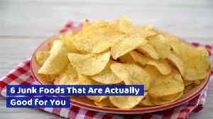 6 Junk Foods That Are Actually Good for You (National Junk Food Day, July 21) [Video]