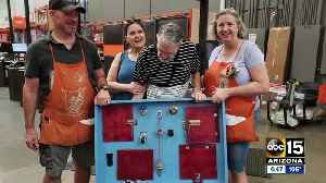 Valley woman praises Chandler Home Depot employees for act of kindness [Video]