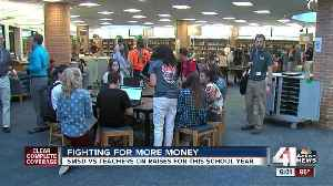 SMSD nearing end of summer without teacher agreement [Video]