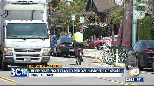 Businesses fight North Park parking plans [Video]
