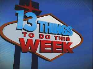 13 Things To Do This Week In Las Vegas For July 19-25 [Video]