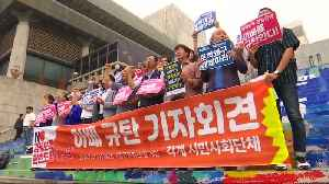 South Koreans are boycotting anything Japanese [Video]