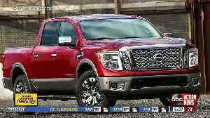 Nissan recalls Titan pickup trucks due to electrical issues [Video]