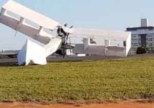 Replica of Early Aircraft Crash Lands at Brazilian Airshow [Video]
