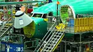 Boeing to take $4.9 bln charge over 737 MAX grounding [Video]