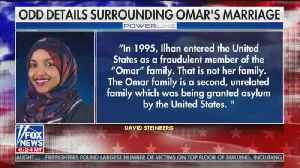 Tucker Carlson reveals stunning new allegations on Rep. Ilhan Omar's marital history [Video]