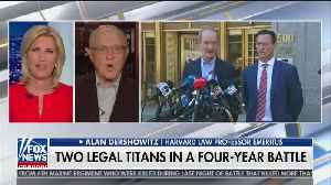 """Alan Dershowitz opens up about his """"sex life"""" [Video]"""