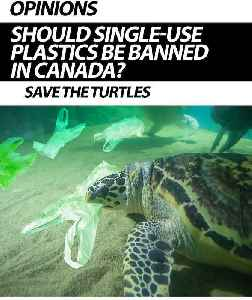 Should Single-use Plastics Be Banned In Canada? [Video]