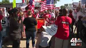 Local groups rally for minimum wage increase [Video]