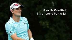 Justin Rose Ryder Cup Player Bio [Video]