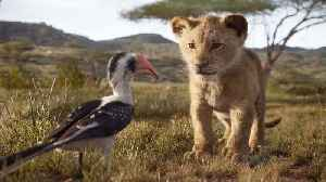 News video: 'The Lion King': Why Disney Remakes Work | Heat Vision Breakdown