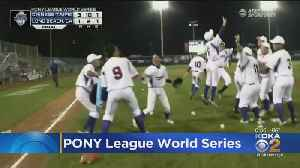 PONY League World Series [Video]