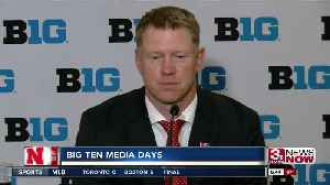 Big Ten Media Days - Day One [Video]