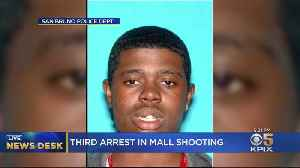 2 Teen Suspects Arrested In Connection With Tanforan Mall Shooting [Video]