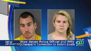 New Jersey Police Officer, Wife Plead Not Guilty In Connection To Death of Infant Daughter [Video]