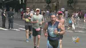 NYC Triathlon Canceled Due To Heat Wave [Video]